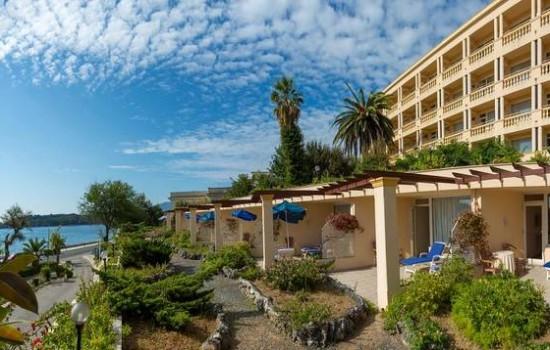 Corfu Palace 5* - Krf leto 2019