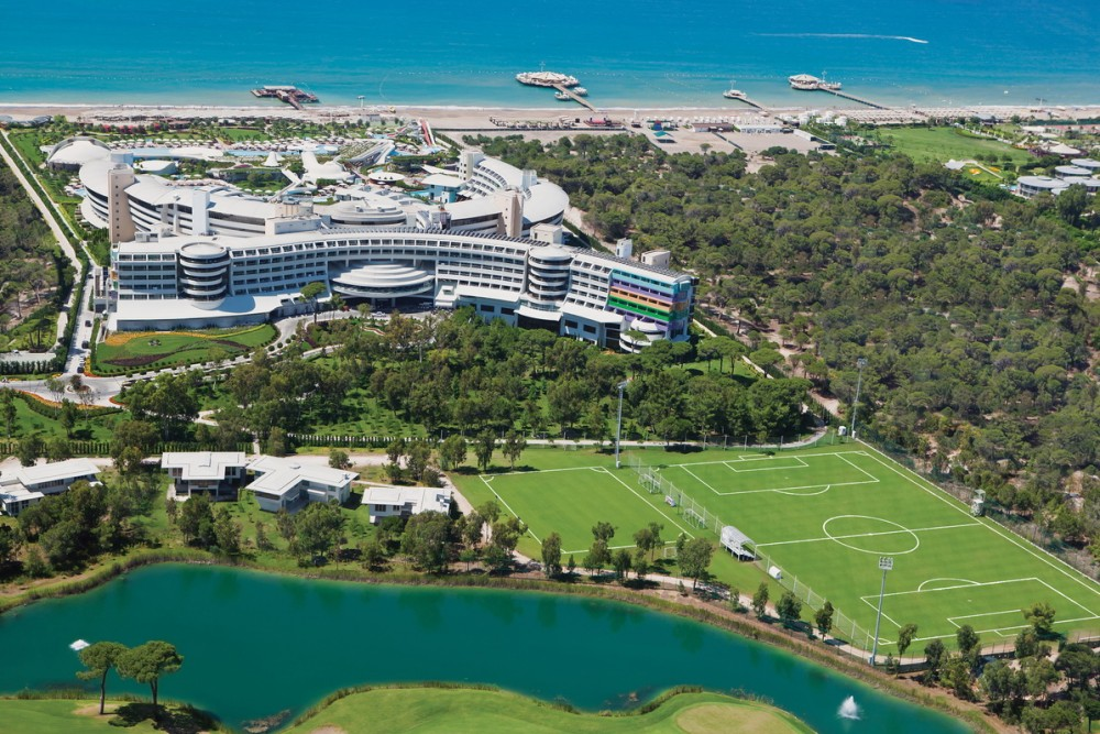 Cornelia Diamond Golf Resort & Spa 5* Belek leto