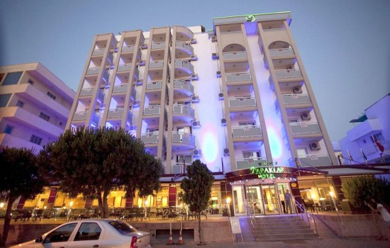 Dabaklar Hotel 4* - Kušadasi leto 2021
