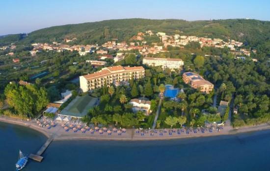 Delfinia Hotel 4* - Moraitika - Krf leto 2020
