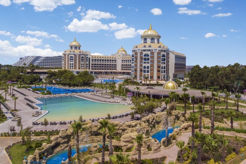 Delphin Be Grand Resort Hotel 5* Lara leto