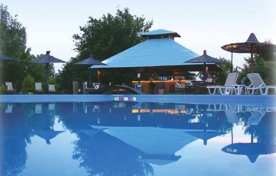 Despotiko apartments & suites hotel 3* Sitonija leto 2020