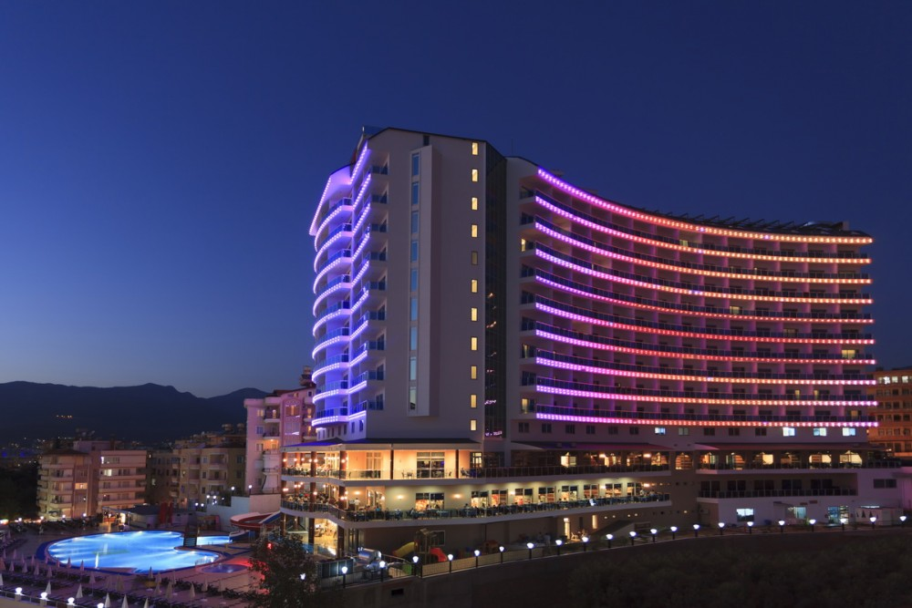Diamond Hill Resort Hotel 5* Alanya