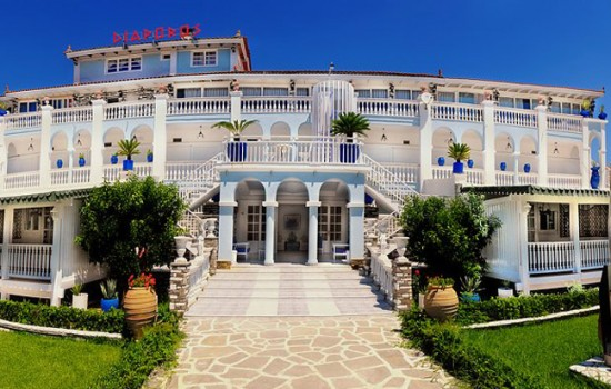Diaporos Hotel 3* Vurvuru Sitonija leto 2019