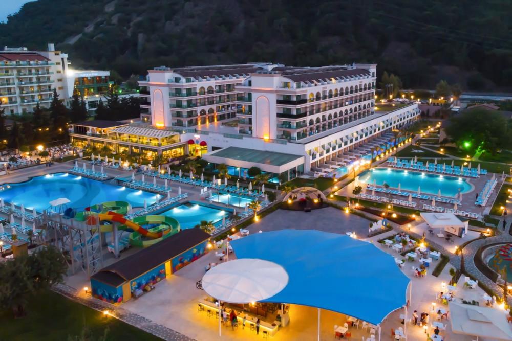 Dosinia Luxury Resort Hotel 5* Kemer leto