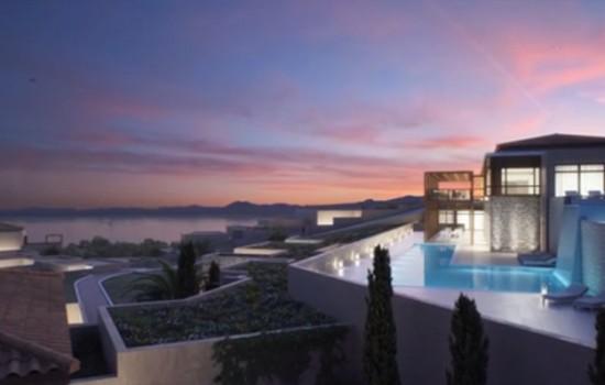 Eagles Villas 5* - Uranopolis leto 2020