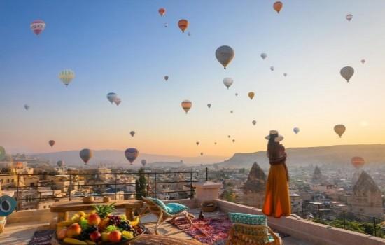 Eksluzivno! TURSKA-Kapadokija-07.12.