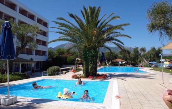 Elea Beach Hotel 4* Dassia leto 2020