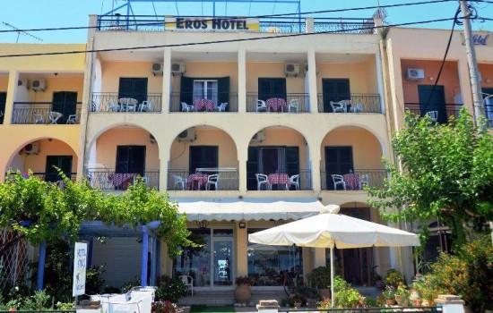 Eros Hotel 2* - Krf leto 2020