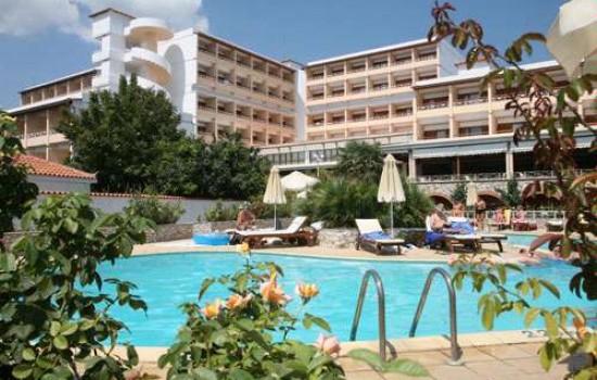 Esperides Hotel 4* Skiatos leto 2017