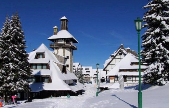 Family Hotel Angella 4* - Kopaonik zima 2020-21