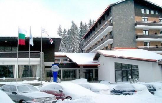 Finlandia Hotel 4* Pamporovo zima 2020