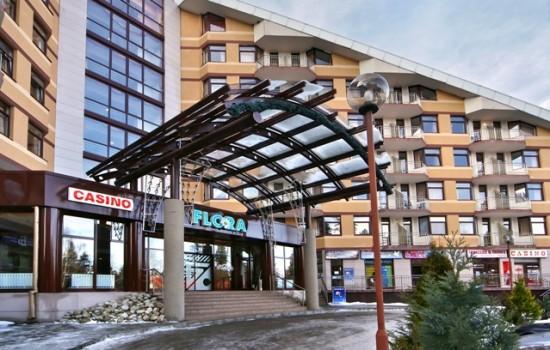 Flora Hotel 4* Borovec zimovanje 2021-22