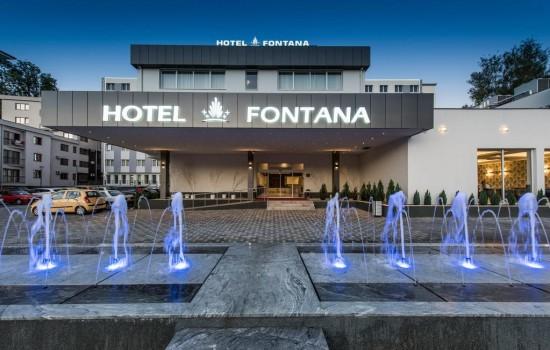 Fontana Hotel 4* - Vrnjačka Banja