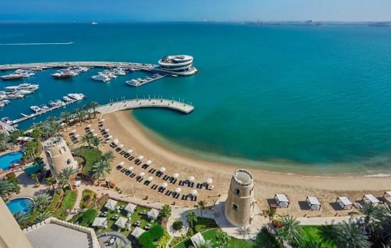 Four Seasons Doha 5* - Qatar Doha leto 2019
