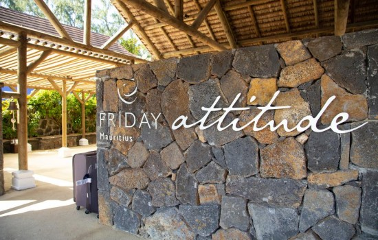 Friday Attitude 3*sup Uskrs na Mauricijusu