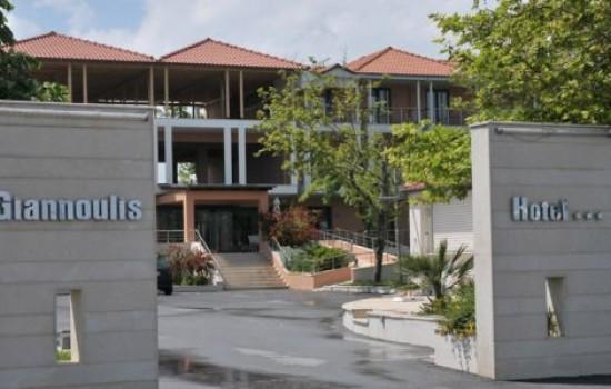 Giannoulis Hotel 3* Olympic Beach leto 2020