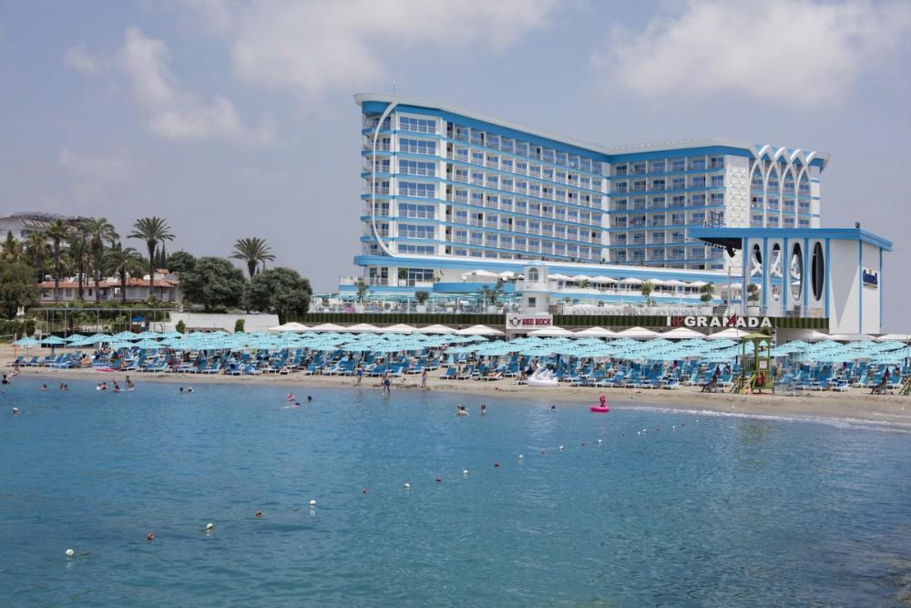 Granada Luxury Beach 5* Alanya leto