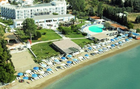 Grand Bleu Hotel 3* Evia leto 2020