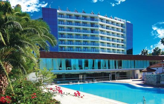 GRAND HOTEL PARK****
