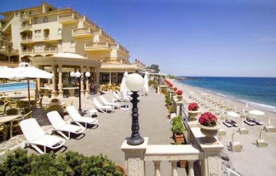 Hellenia Yachting Hotel 4* - Sicilija avionom leto 2020