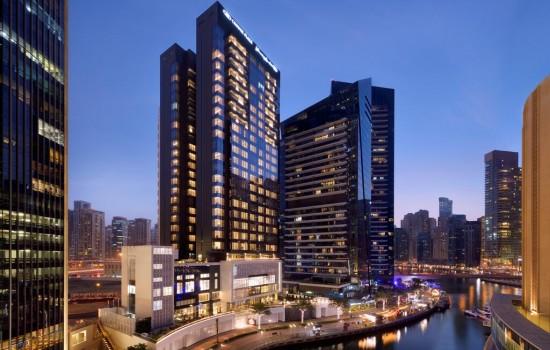 Crowne Plaza Dubai Marina 5* - Dubai 2021
