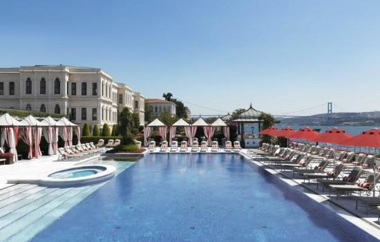 HIT! Istanbul - Four Seasons Hotel İstanbul Bosphorus 5* - USKRS I 1. Maj 2021