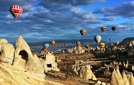 HIT! Kapadokija i Istanbul USKRS i 1. Maj 2021