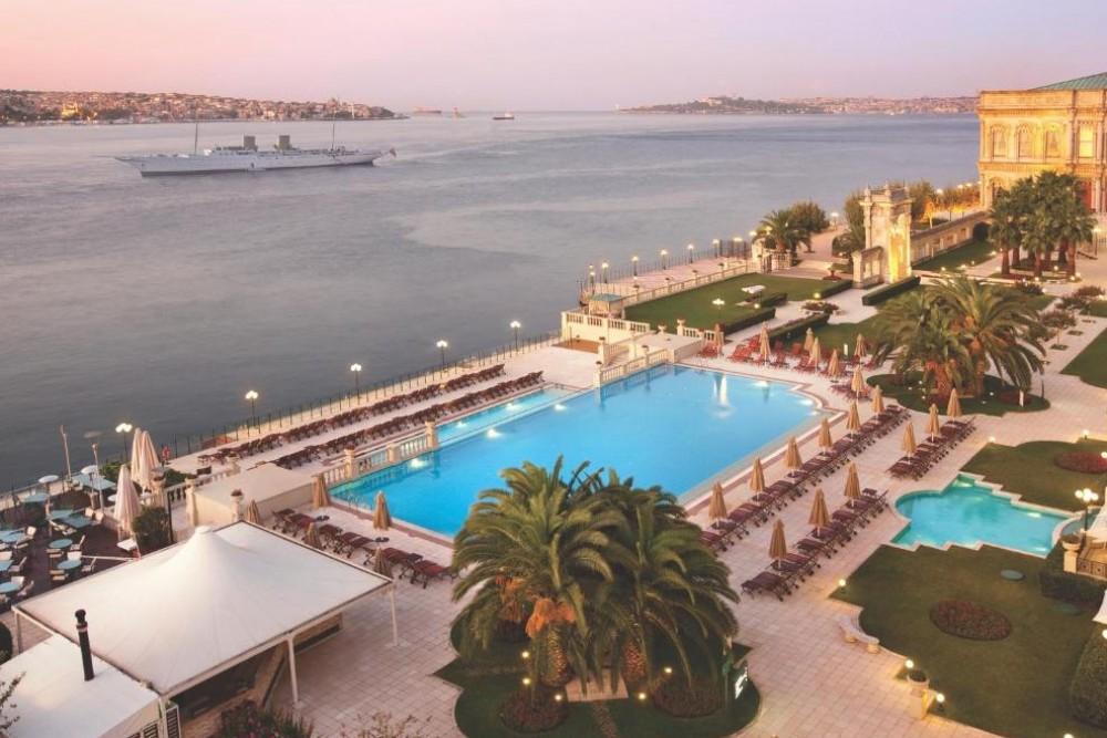HIT! Istanbul - KEMPINSKI CIRAGAN PALACE  5*