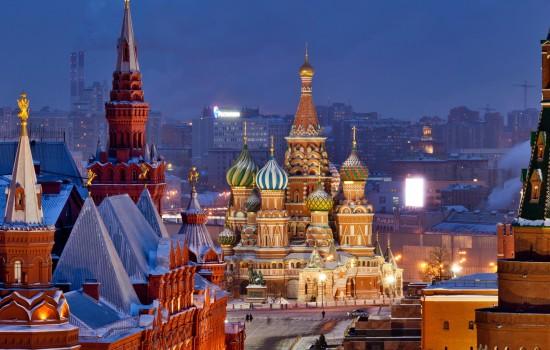 HIT! Moskva i Sankt Peterburg 01. maj 2020