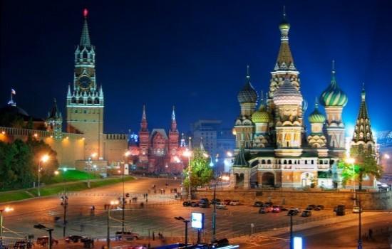 HIT! Moskva i Sankt Peterburg 15.10.-21.10.