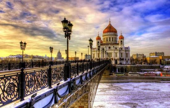 HIT! Moskva i St. Peterburg 05. april 2020.