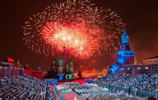 HIT! Moskva i St Peterburg - Nova Godina 2020