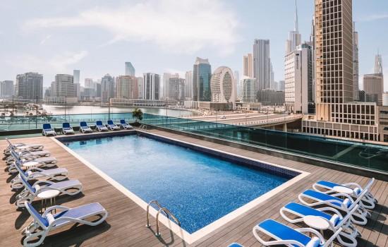 Radisson Blu Hotel Canal View 5* - Dubai 2021