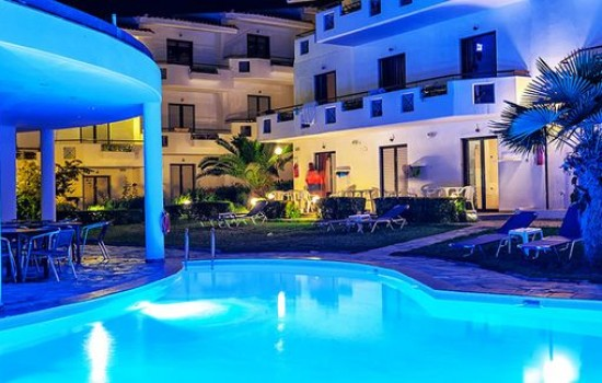 HIT! Xenios Dolphin Beach Hotel 3* Possidi leto 2020