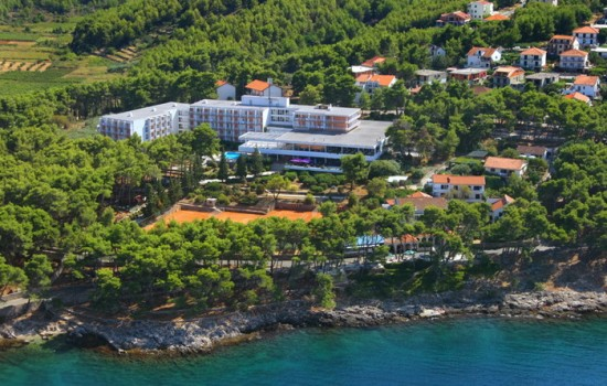 Hotel ADRIATIQ HOTEL HVAR ***- Jelsa