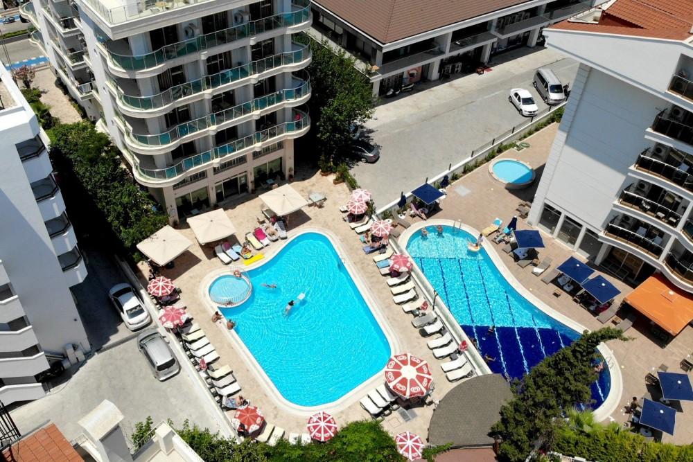 Hotel Alkan 3* - Marmaris