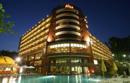 Hotel Atlas 4* - Zlatni Pjasci leto 2020