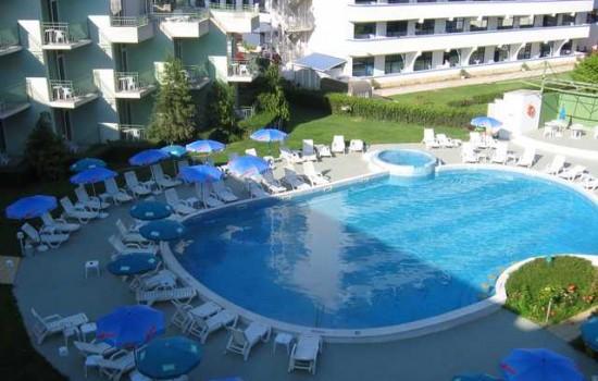 Hotel Avliga Beach 3* - Sunčev Breg Bugarska leto 2020