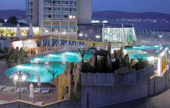 Hotel Bourgas Beach 4* - Sunčev Breg Bugarska leto 2019