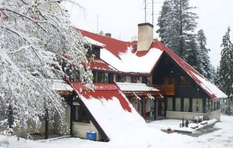Breza Hotel 3* Borovec zimovanje 2021-22