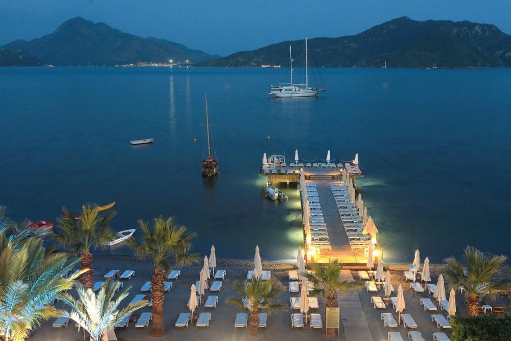 Hotel Cettia Beach Resort 4* -ADULTS ONLY- Marmaris