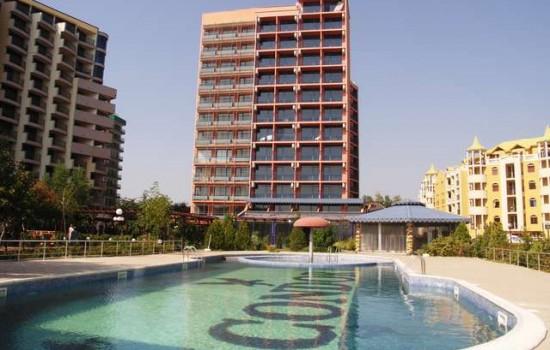 Hotel Condor 4* - Sunčev Breg Bugarska leto 2020