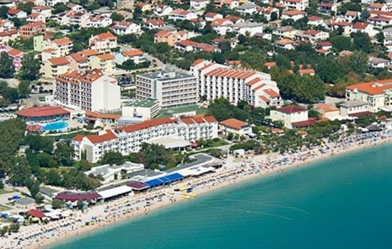 Hotel CORINTHIA BAŠKA SUNNY HOTEL BY VALAMAR*** - Baška, Krk