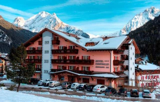 Hotel Cristallo 3*sup - Italija zima 2020