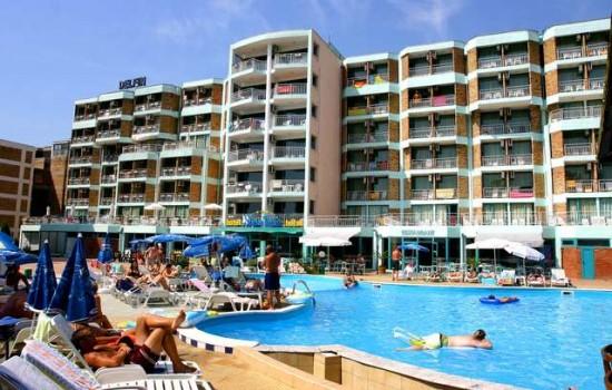 Hotel Delfin 3* - Sunčev Breg Bugarska leto 2020