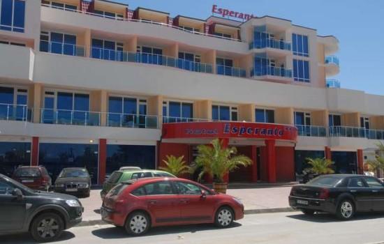 Hotel Esperanto 3* - Sunčev Breg Bugarska leto 2019