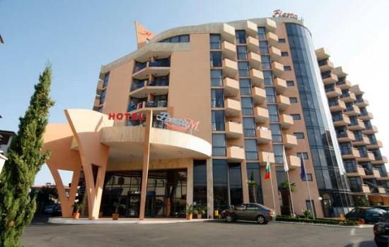 Hotel Fiesta M 4* - Sunčev Breg Bugarska leto 2020