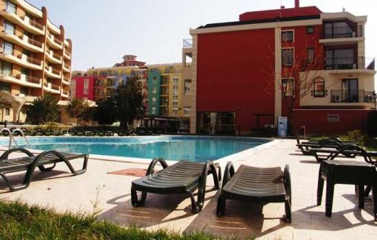 Hotel Forum 4* - Sunčev Breg Bugarska leto 2019