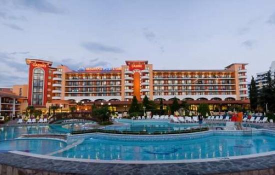 Hotel Hrizantema 4* - Sunčev Breg Bugarska leto 2019